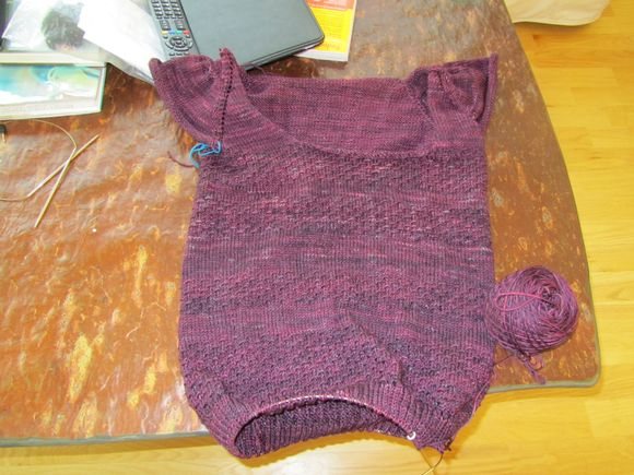 Back, with Knitting!